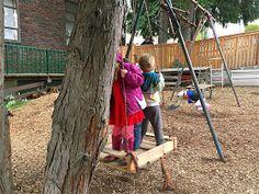 Teacher Tom: The Process Of Risk (pallet swing!)
