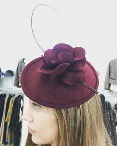 Such an amazing wool #headpiece #odonnellboutique #failsworthhats #boutique #irishboutique #fashion #instadaily #instafashion #fbloggers 061415932 #weddings #aw15 #occasionwear