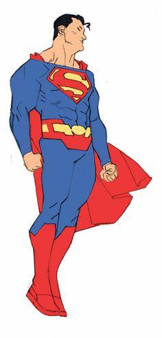 Superman by Corey Walker