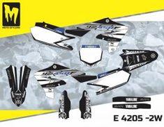 E 4205 - Yamaha YZf 450 2018 - Moto-StyleMX - Premium dirt bike decals, designed and manufactured in Europe. High quality custom designs for motocross, supermoto, enduro, ATV / quad bikes. Dirt Bike Gear, Dirt Bikes, Motocross, Bike Stickers, Quad Bike, Scrambler Motorcycle, Yamaha Yzf, Car Insurance, Atv