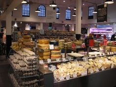 Marqt Amsterdam (by Bart van Poll) ~ great supermartket with healthy local food.