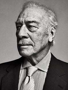 Christopher Plummer...loved him in The Sound of Music