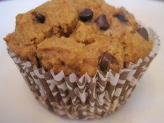 Milk Allergy Mom: Pumpkin Chocolate Chip Muffins {Dairy-Free & Egg-Free}