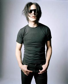 Jack White. There's something about this man...