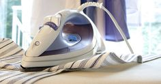 www. Clean House, Life Hacks, Household, Home Appliances, Iron, Greek, Tips, Cleaning, House Appliances