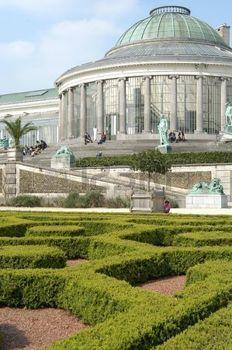 Jardin Botanique, Bruxelles, Belgique                              …