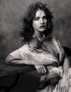 """*© Paolo Roversi | Natalia Vodianova — """