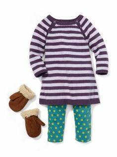 Baby Clothing: Baby Girl Clothing: We ♥ Outfits | Gap  Super cute outfit!!