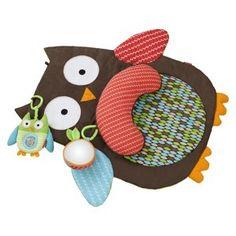 Target Mobile Site - Skip Hop Hug-N-Hide Tummytime Mat - Owl