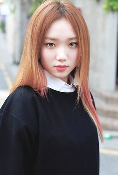 south korean model and actress ♡ Korean Actresses, Korean Actors, Actors & Actresses, Lee Sung Kyung Hair, Korean Beauty, Asian Beauty, Joon Hyung, Kim Book, Gong Hyo Jin