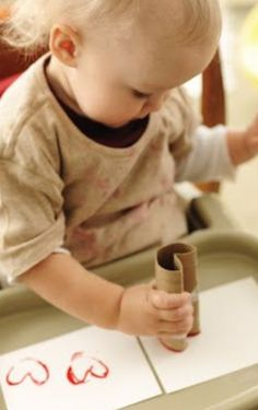Easy Craft for Toddlers