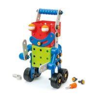 Robot Build it géant 81 pièces