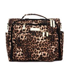 Ju-Ju-Be® B.F.F. Diaper Bag in The Queen of the Jungle Print - buybuyBaby.com