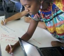"""Technology is only the """"Icing on the Cake"""" in Project-Based Learning Problem Based Learning, Project Based Learning, Early Education, Music Education, Classroom Behavior, Classroom Ideas, Teacher Hacks, Teacher Stuff, Next Generation Science Standards"""