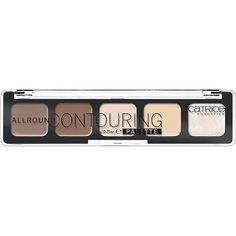OMG. Gotta have this: Catrice Online Only Allround Contouring Palette
