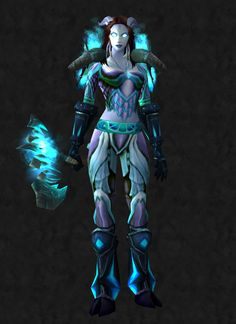 Female Draenei Death Knight Transmog Here are some of the best World of Warcraft weapons I could find online.