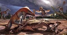 9 desenhos incríveis sobre a era dos dinossauros