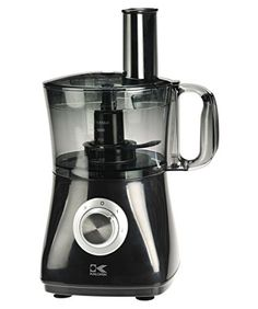 Use this!  500 Watt Black Food Processor w 7 Attachment and In