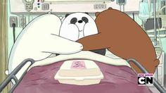 Imagen de cartoon, cartoon network, and ice bear