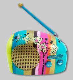 Portable radio Fm - PYLONES