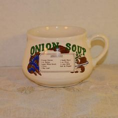 51 best ♥ Soup Bowls/Cups ♥ images on Pinterest | Soup bowls, Cups ...
