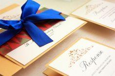 Au menu de Inspiration Mariage du jour, les des cartes d'invitation. Et pour cela, nous avons déniché pour vous une très bonne adrresse: Bibi Invitations. Bibi Invitations, une entreprise canadienne créé par 3 femmes entrepreuneurs d'origine nigériane, s'est spécialisée dans la confection de cartes de mariage originales d'inspiration Pagnifik. Bibi Invitations, en 3 mots: DISTINCT ...