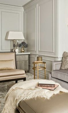 A Random Collection on Eclectic, Traditional, and Transitional Rooms - Love the soft colours!