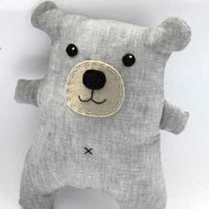 Mr. Ted sewing pattern