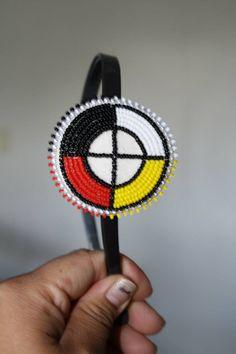 Medicine wheel headband