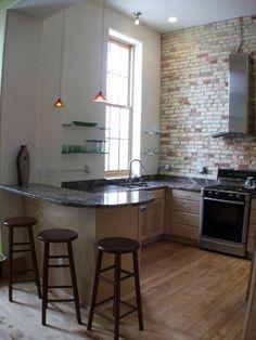 Condo Kitchen U0026 Bath Design Haas Cabinetry Granite Countertops Design By :  Sara Dakoske Www.