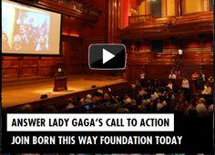 Lady Gaga's Foundation