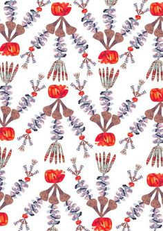 BELLISSIMI STUDI DI PATTERNS E STAMPE BY MASHA REVA
