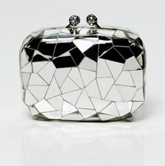 Yes - Please! Silver Clutch ?