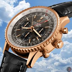Breitling Navitimer, Breitling Watches, Elapsed Time, Watch Brands, Red Gold, Chronograph, News, Blog, Blogging