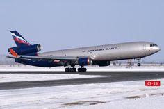 Aeroflot Cargo MD-11F