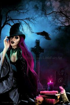 Witch luvvv this