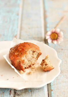 Earl Grey & Poppy Seed Muffins by raspberri cupcakes, via Flickr