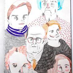 Sketchbook. Julia Pott