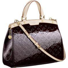 Louis Vuitton Monogram Vernis Brea Mm M91619 Aog-$252