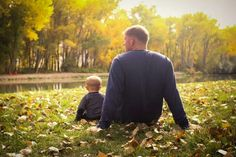 Father son photo shoot at the park dad and boy baby 6 months old photos photography