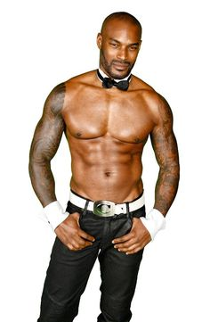 Tyson Beckford Returns to Chippendales Las Vegas as Celebrity Guest Host at Rio All-Suite Hotel & Casino August 27 (Photo credit: Denise Truscello / WireImage).
