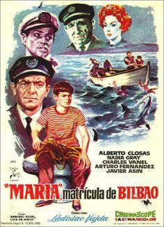 MARIA, MATRICULA DE BILBAO - 1960