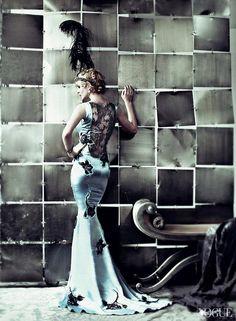 Carey Mulligan, US Vogue, May 2013