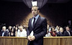 The crucial 17 minutes: Pistorius murder trial witness claims there was lengthy gap between bursts of gunfire as Blade Runner is told he will have to wait until tomorrow to find out if he has made bail Oscar Pistorius, Blade Runner, Trials, How To Find Out, Athlete, Gap, News, Photography, Fotografie