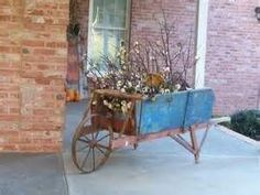 fall primitive decorating ideas -