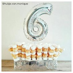 #trakteren #traktatie #soesjes #marshmallows #huisjevanmonique