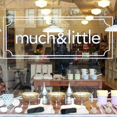 Much & Little.  Main Street, Vancouver, BC.