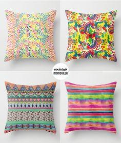Pillows by Moniquilla