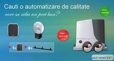 Cauti un #kit pentru #automatizari #porti culisante? #nice #robus400 este #solutia ! Achizitionati un astfel de kit si bucurati-va de beneficiile oferite de orice #automatizare nice! http://www.automatizari.store.ro/Automatizari-porti-culisante/Kit-uri-porti-culisante/Producator-automatizari-Nice/Kit-automatizare-Nice-Robus-400-RobusKit-400-poarta-culisanta