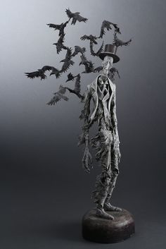 Dug Stanat -- A Bird From His Brim Will Guide Your Last Breath